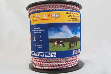 Electric Fencing Polybraid And Bungee Cord Atlantic